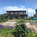 【畑】家庭菜園を存分に楽しめます。