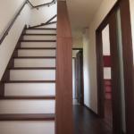 1階廊下と階段