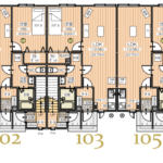 間取り図 1階 1LDK(間取)